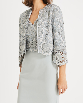 Phase Eight Ellise Lace Jacket