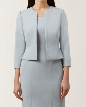 Hobbs Blue Harper Jacket and Dress