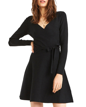 Oasis Millie Tie Waist Dress