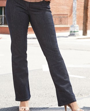 Next Lift Slim and Shape Bootcut Jeans
