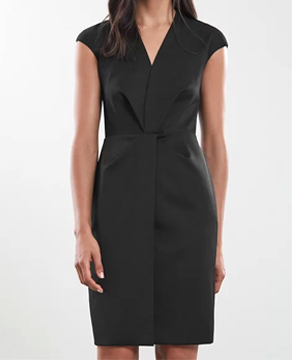 Reiss Harper Tailored Dress