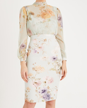 Phase Eight Eugienia Floral Dress