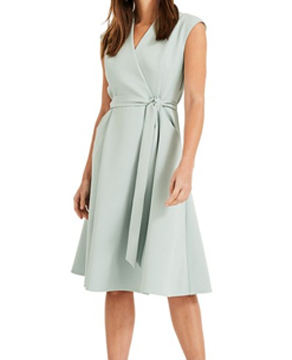 Phase Eight Joyce Belted Dress