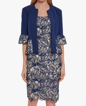 Gina Bacconi Trish Jacket and Dress