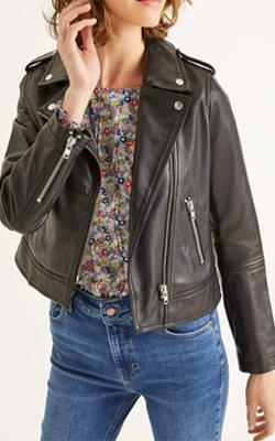 Boden Leather Jacket