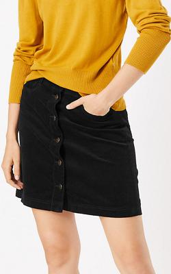Marks and Spencer Mini Skirtd