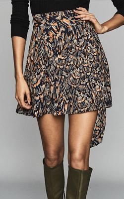 Reiss Mini Skirt