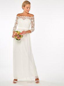 See the top 21 \u0027Wow\u0027 dresses for older brides
