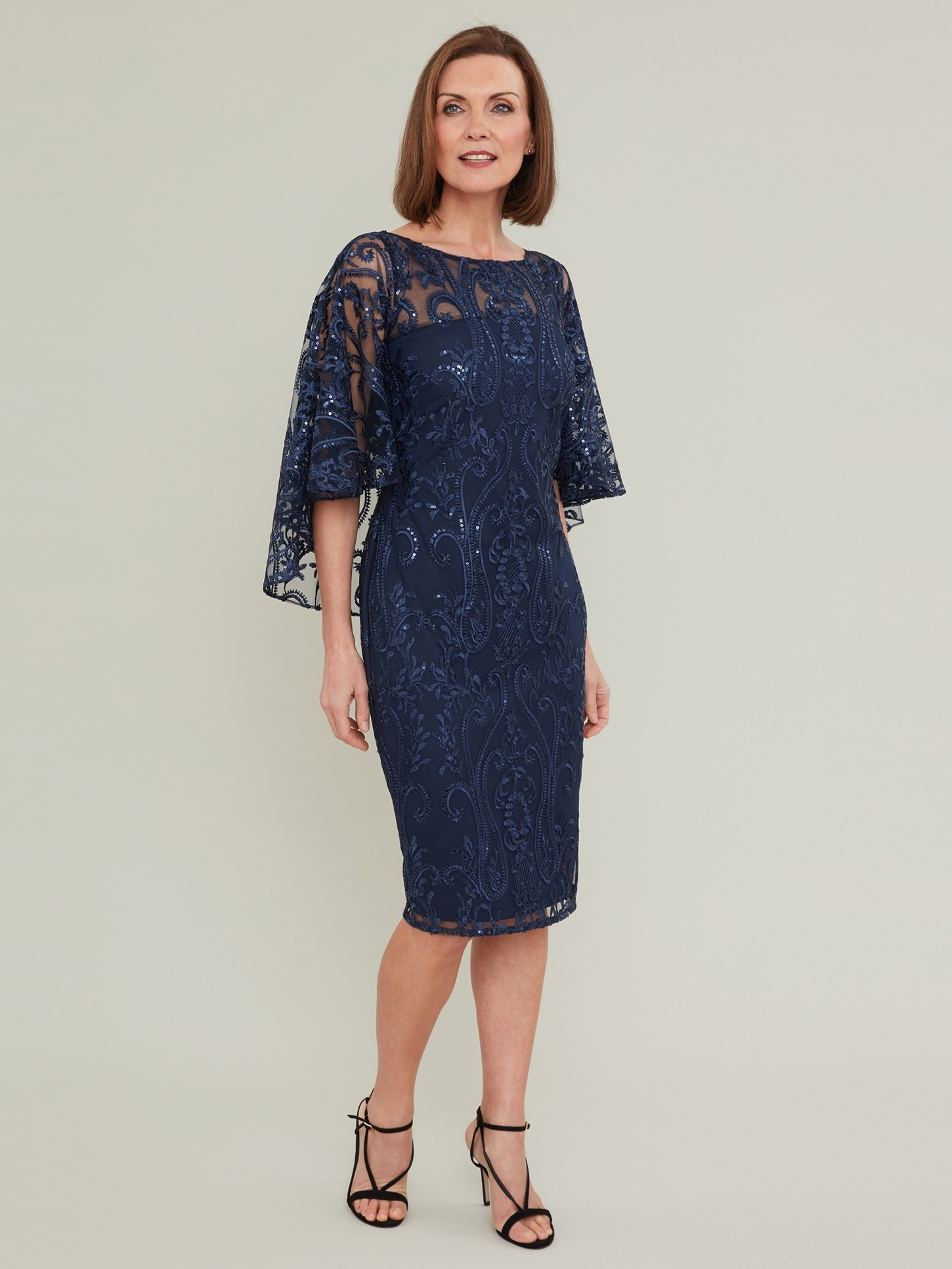 Mother of the bride dresses Gina Bacconi