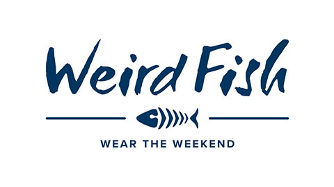 Up to 50% off everything at Weird Fish
