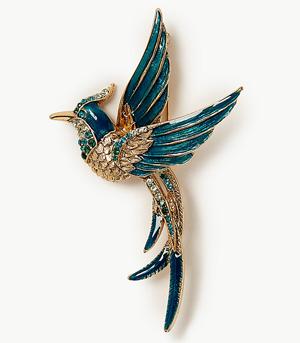 Marks & Spencer Bird Brooch