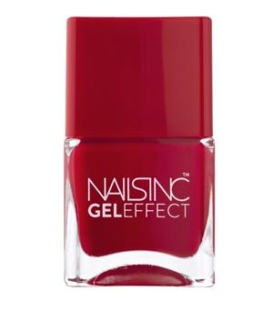 lookfantastic Nail Inc. St James Gel Effect Nail Varnish