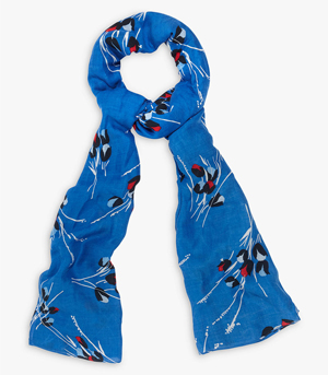 Phase Eight Tula Floral Print Scarf