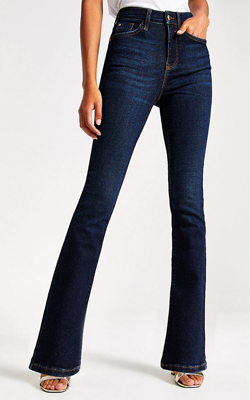 FRAME Bootcut Jeans