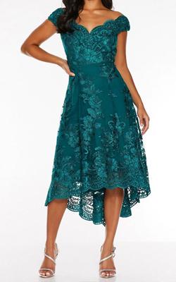 Quiz Lace Dress Petite MotB