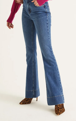 Boden Flared Jeans