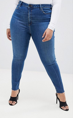 ASOS Curve Skinny Jeans