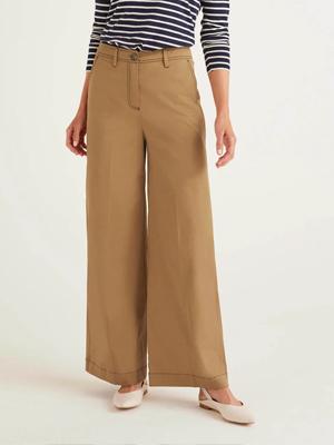 Boden Wide Leg Trousers