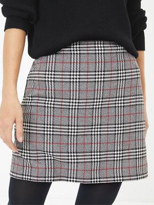 Marks & Spencer Check A Line Shirt