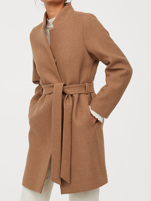 H&M Recycled Wool Coat