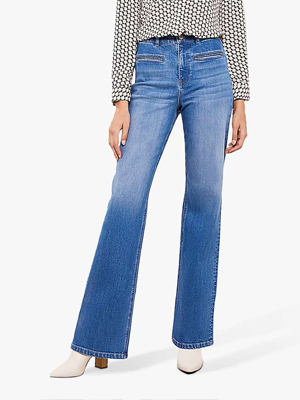 Flared Jeans 2020 Trends