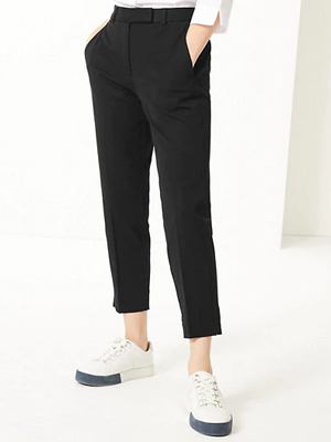 Marks and Spencer Better Cotton Trousers
