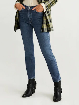 Mango Sustainable Jeans
