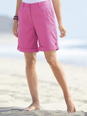 Damart Pink Bermuda Shorts