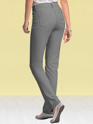 Damart Straight Leg Perfect Fit Jeans