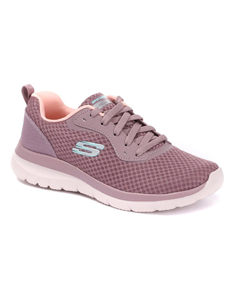 Bountiful Lite-Weight Lace-Up Trainer Skechers Workout