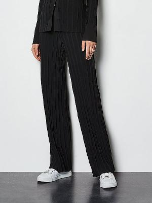 Karen Millen Rib Knit Trousers